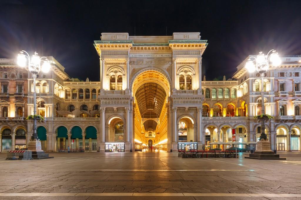 Milano – Galleria